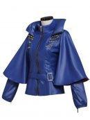 Sofia Carson Descendants Blue Jacket