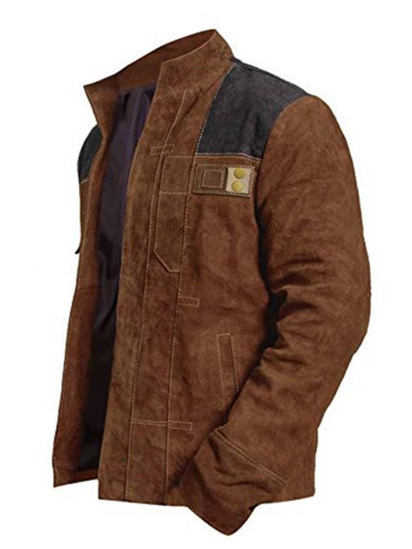 Solo A Star Wars Story Han Solo Leather Jacket