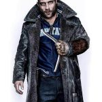 Suicide Squad Captain Boomerang Shearling Coat
