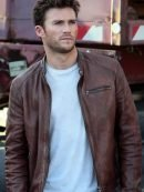 The Fate Of The Furious Scott Eastwood Leather Jacket