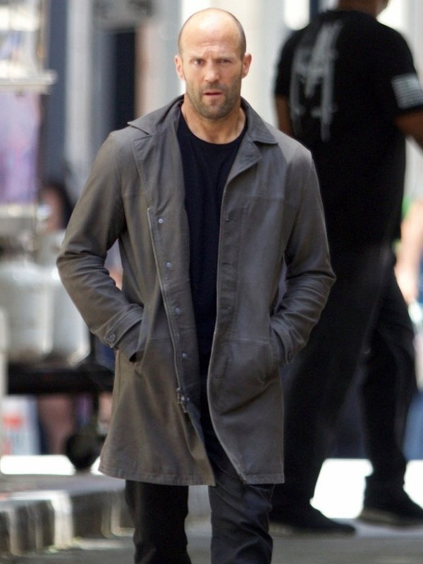 The Fate of the Furious Deckard Coat