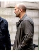 The Fate of the Furious Deckard Grey Leather Coat