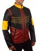 The Flash Carlos Valdes Jacket