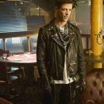 The Flash Elseworlds Grant Gustin Biker Leather Jacket