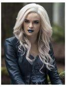 The Flash Killer Frost Black Leather Jacket