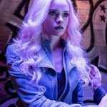 The Flash S04 Killer Frost Denim Jacket