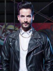 The Queen of Flow Carlos Torres Black Motorcycle Leather Jacket
