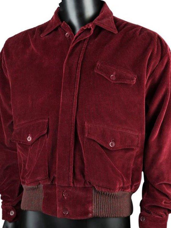 The Shining Jack Torrance Corduroy Jacket