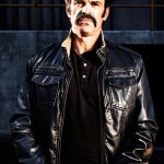 The Walking Dead Steven Ogg Leather Jacket