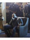 Tv Series Lucifer D.B. Woodside Black Cafe Racer Jacket
