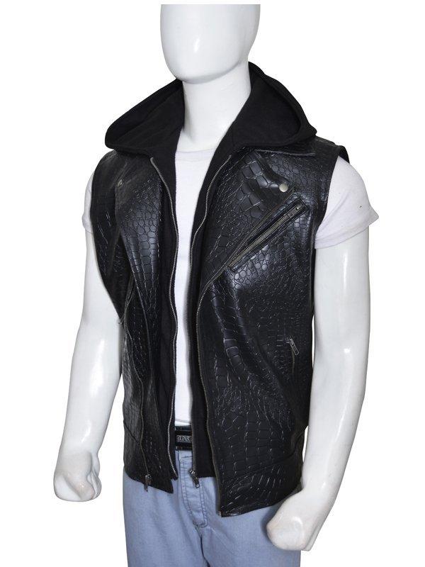 WWE AJ Styles Leather Vest