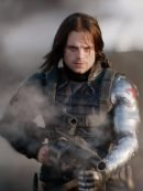Winter Soldier Civil War Bucky Barnes Black Jacket