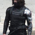 Winter Soldier Civil War Bucky Barnes Leather Jacket