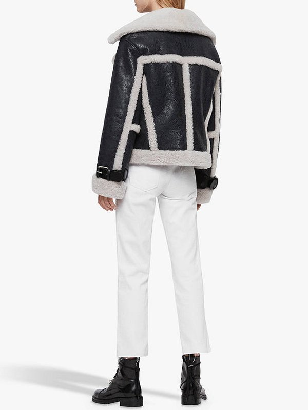 Women's Arlo Shearling Jacket
