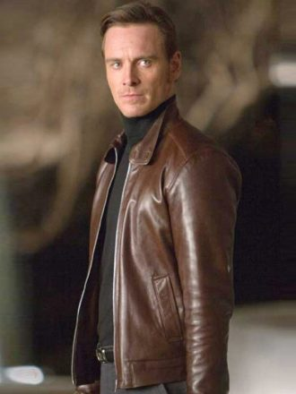 X-Men First Class Magneto Leather Jacket