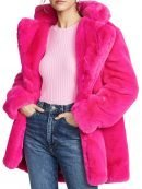 You Need To Calm Down Taylor Swift Pink Fur Coat