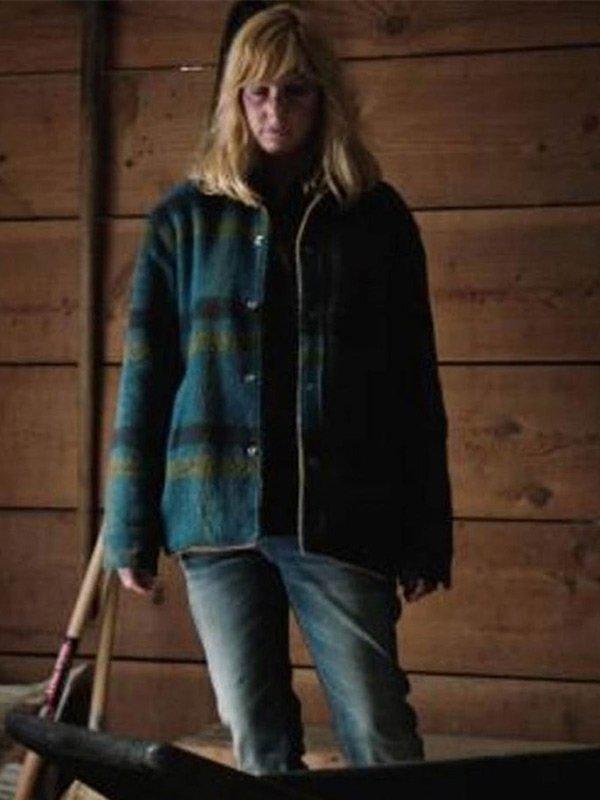 beth dutton flannel jacket