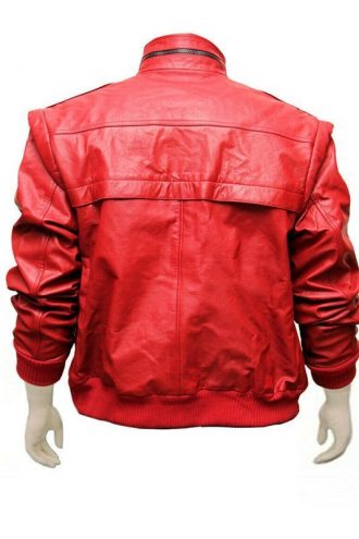 johnny Lawrence Red Jacket