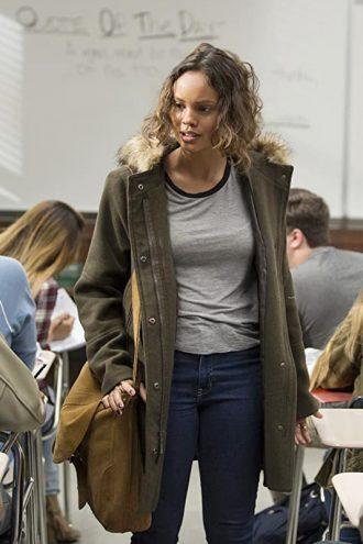 13 Reasons Why S04 Jessica Davis Hooded Coat