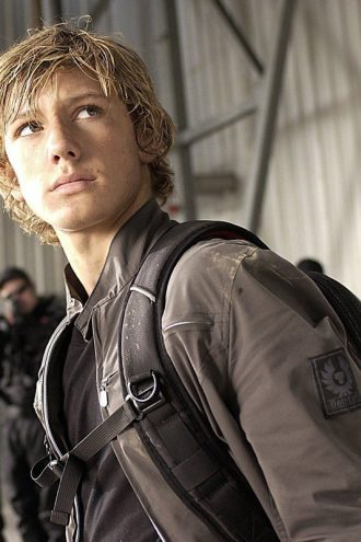 Alex Rider Operation Stormbreaker Leather Jacket