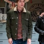 Alex Standall 13 Reasons Why S04 Denim Jacket