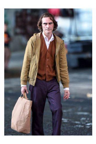 Arthur Fleck Joker Hooded Jacket