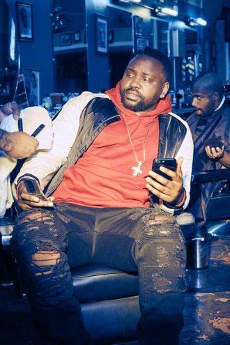 Atlanta Brian Tyree Henry Bomber Jacket