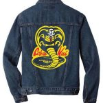 Cobra Kai Blue Denim Jacket