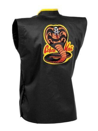 Cobra Kai Karate Kid No Mercy Black Uniform