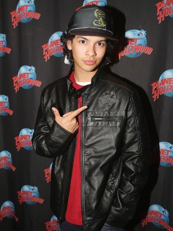 Cobra Kai Xolo Mariduena Leather Jacket