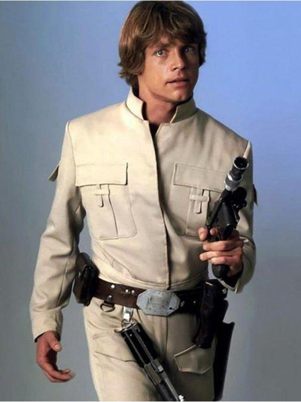Luke Skywalker Star Wars Cotton Bespin Jacket