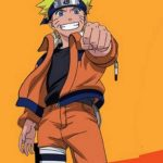 Naruto Uzumaki Cospa Blouson Bomber Jacket