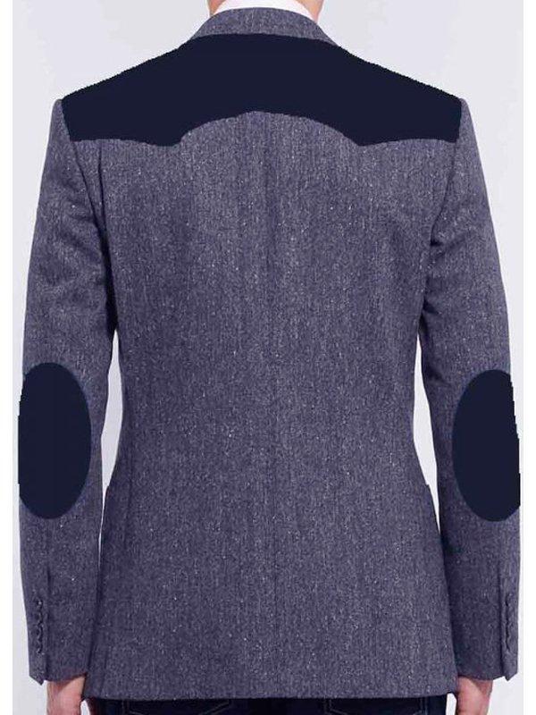 Pedro Pascal Kingsman Wool Blazer