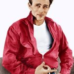 Rebel Without A Cause James Dean Red Jacket