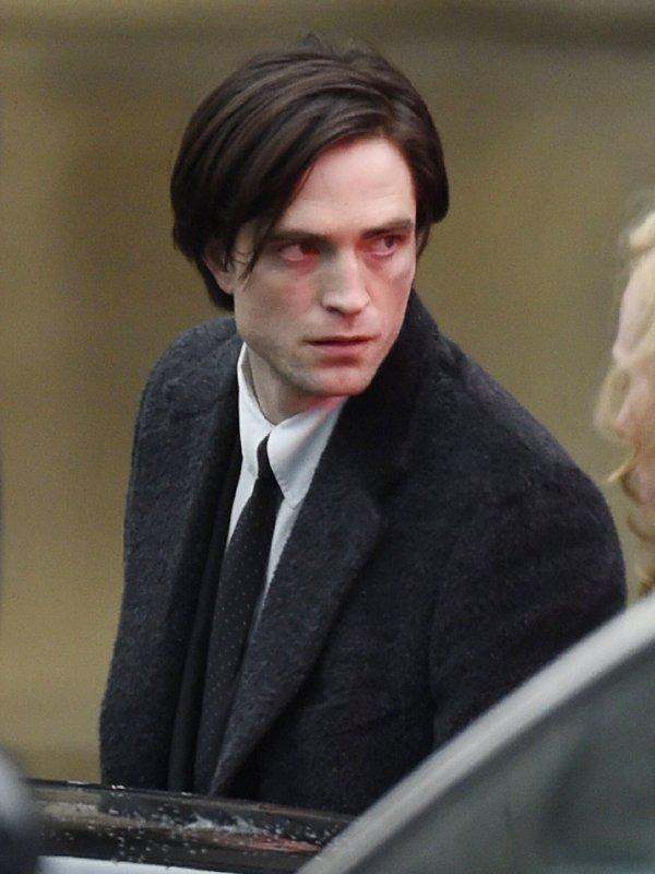 Robert Pattinson The Batman 2022 Trench Coat