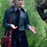 Sabrina Spellman Chilling Adventures of Sabrina Leather Jacket