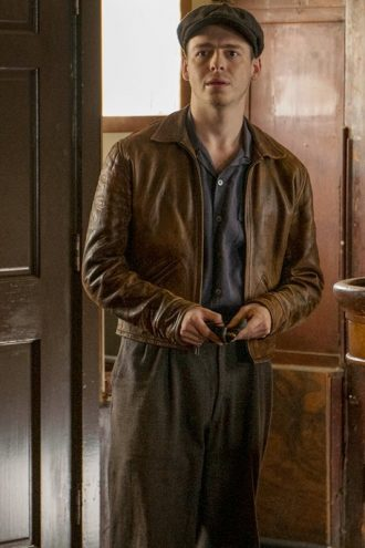 The Plot Against America Alvin Levin Leather Jacket