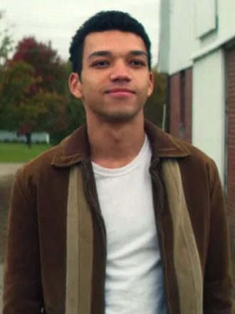 Theodore Finch All The Bright Places Brown Jacket