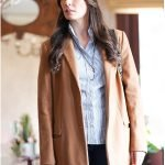 Yasar Alef Brown Trench Coat