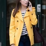 A Simple Favor Anna Kendrick Yellow Jacket