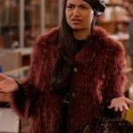Agneeta Thacker Dash & Lily Fur Coat