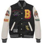 Bobby Tarantino Letterman Bomber Jacket