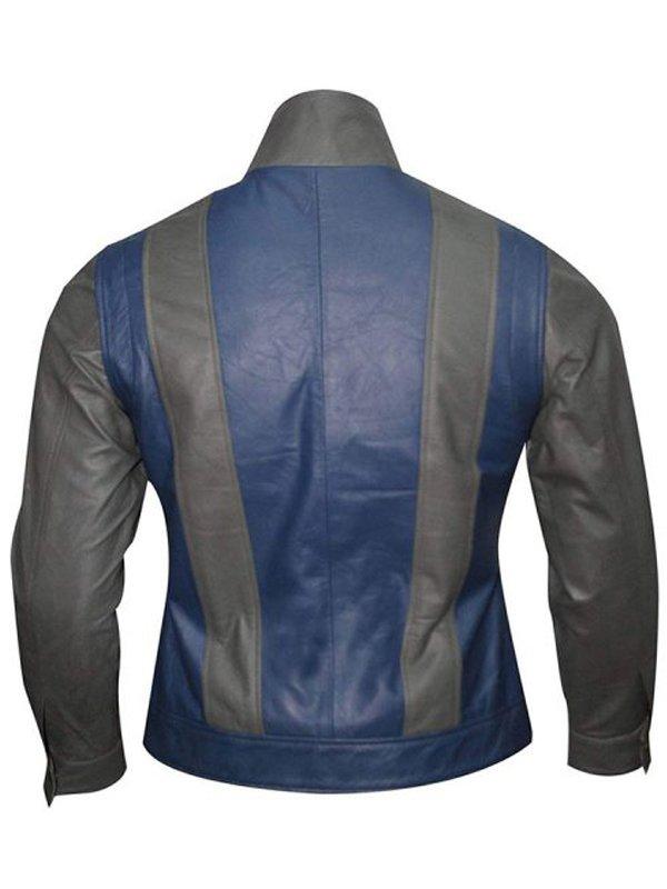 Cyclops X-Men Apocalypse Brown & Blue Jacket