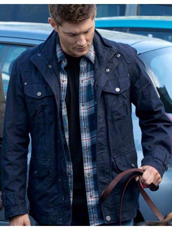 Dean Winchester Supernatural Cotton Jacket