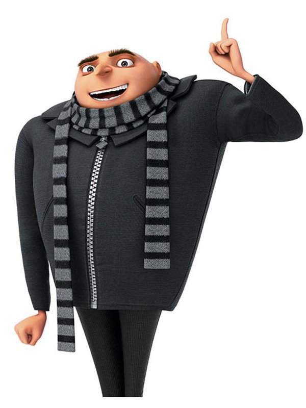 Despicable Me 3 Gru Jacket
