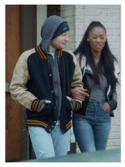Edward Christopher Sheeran Shape Of You Letterman Bomber Jacket