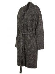 Grace Fraser The Undoing Wool Wrap Cardigan