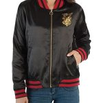 Harry Potter Juniors Bomber Jacket