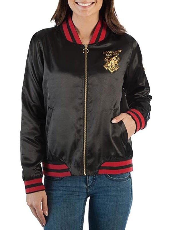 Harry Potter Juniors Bomber Jacket