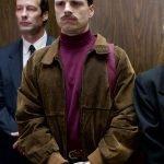 I, Tonya Sebastian Stan Brown Suede Jacket